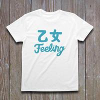 乙女Feeling Tシャツ
