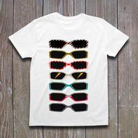 サングラス Tシャツ