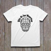 Día de los Muertos Tシャツ