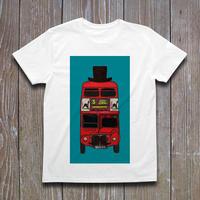 LONDON BUS Tシャツ ver.2