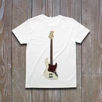 FENDER JAZZ BASS  Tシャツ