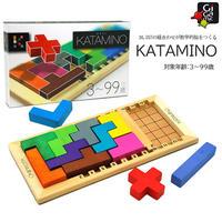 Gigamic ギガミック KATAMINO カタミノ パズルゲーム 数学脳 空間認識力 3Dパズル つみき 【日本総代理店】日本語対応