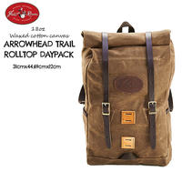 Frost River フロストリバー Arrowhead Trail Rolltop Pack アローヘッド トレイル ロールトップ パック バックパック リュック アメリカ製 ワックスキャンバス