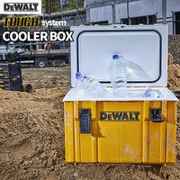 DEWALT デウォルト タフシステム クーラーボックス DWST1-81333 25.5L 防塵 防水 IP65 キャンプ アウトドア 釣り 現場