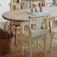 nora.ノラ Methi dining chair(メティ) ダイニングチェア 木製 カントリー風 ナチュラル フレンチカントリー ラック付き