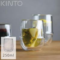 KRONOS ダブルウォール コーヒーカップ 250ml KINTO