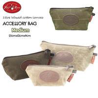 Frost River フロストリバー Accessory Bag Medium アクセサリーバッグ ミディアム  ポーチ 小物入れ バッグインバッグ ワックスドキャンバス made in USA