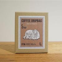 カフェインレスコーヒー Decaf Blend ドリップコーヒー【デカフェ】5包×3箱 (IFNi ROASTING&Co.)