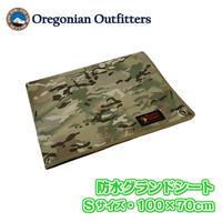 Oregonian Camper 防水グランドシート Sサイズ/100×70cm マルチカモ オレゴニアンキャンパー