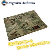 Oregonian Camper 防水グランドシート Mサイズ/140×100cm マルチカモ オレゴニアンキャンパー