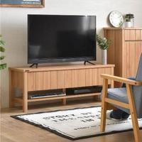佐藤産業 KILIGS(キリグス)テレビボード118cm幅 ナチュラル KL45-120L-NA