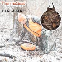 ThermaSeat ヒートアシート HEAT-A-SEAT リアルツリー クッション 座布団 キャンプ 登山 アウトドア 釣り 断熱