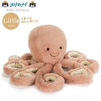 Jellycat ジェリーキャット Ocean Life(オーシャンライフ)たこのぬいぐるみ Littleサイズ Odell Octopus Little_ODL2OC
