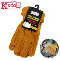 Kinco Gloves キンコグローブ Unlined Cowhide Driver Gloves 50 ワークグローブ 3サイズ