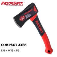 Razor-Back コンパクトアックス ファイバーシャフト キャンピングアックス 斧 アウトドア 薪割り #4222000