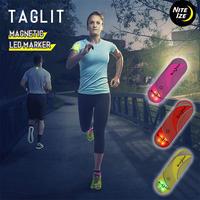 NITEIZE ナイトアイズ TAGLIT タグリット MAGNETIC LED MARKER マグネットマーカー ウォーキング サイクリング 点灯 点滅 夜間走行