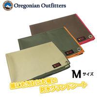 Oregonian Camper 防水グランドシート Mサイズ/140×100cm 3色展開 オレゴニアンキャンパー