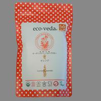 eco・veda ヘナカラー - Orange -