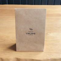 Artisan de la Truffeロゴ入り封筒型紙袋