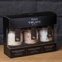 トリュフ入り塩 3種 ギフトセット 90g