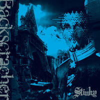 "STINKY 3rd Album ""Backscracher"""