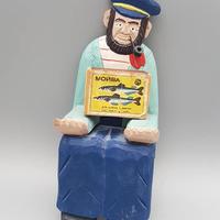 ドイツ製 木製のハンブルク親父/DG025