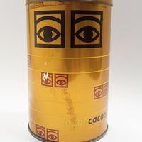 1970'sスウェーデン製/ヴィンテージカカオ缶ogen cacao  BD001