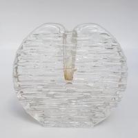 1960's~70's Waltherglass社製 OPアート ガラス製の一輪挿し I(round) 大/GR041