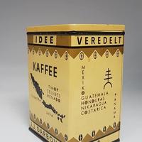 1960's ドイツIDEE製 コーヒー缶  BD016