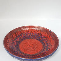 1960~70's BAY keramik製 レリーフプレート/WK112