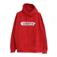 "Create Skateboards ""Break Out"" Hoodie (RED) クリエイト スケートボード"