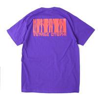 VOYAGE Crestwood S/SL Tee <Purple>