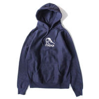 Voyage Kiwi Hooded Sweatshirt <Navy>