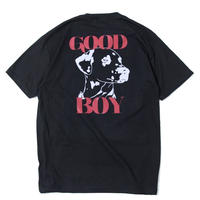 "Bueno <It means good> Chomp Tee  ""Black"""