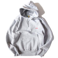 Bedlam Ashram Logo Hoodie <Grey Heather>