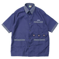 Bedlam 3 Pocket  Work Shirt <Navy>
