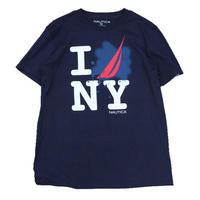 I Nautica New York S/SL Tee アイ ノーティカ ニューヨーク Tシャツ