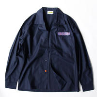Stockroom x Rafmatics Bronx Navy Shirt