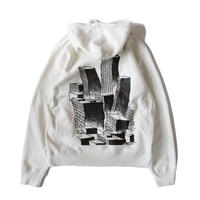 Voyage Society Hooded Sweatshirt <Bone>