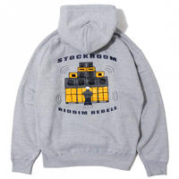 Stokroom RIDDIM REBELS HOODIE Designed by Daniel Tager