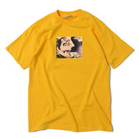 "Bueno <It means good> Comic Tee ""Yellow"""