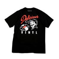 Delicious Vinyl Official Logo Tee  デリシャスバイナル オフィシャル ロゴ Tシャツ