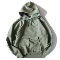 Bedlam Ashram Logo Hoodie <Olive>