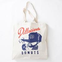 Delicious Vinyl x J Dilla Tote Bag