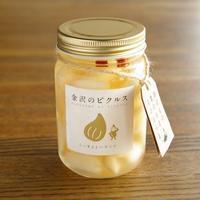 らっきょとハチミツ【金沢のピクルス】