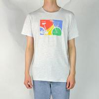 Google / S/S LOGO T-SHIRTS(USED) COL:GRAY