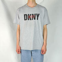 DKNY / S/S T-SHIRTS(USED) COL:GRAY
