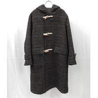 URU TOKYO / DUFFLE COAT (TYPE C) COL:BLACK