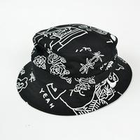 10匣 TENBOX / TENBOX × FACE ACID HAT COL:BLACK