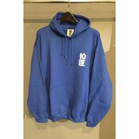 10匣 TENBOX / TENBOX LOGO HOODIE COL:BLUE